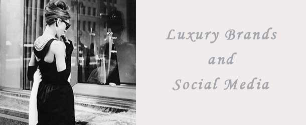 Il lusso e il social marketing